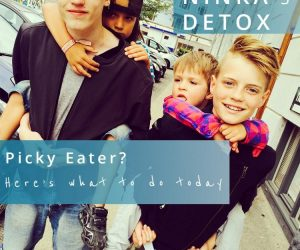 #11: PICKY EATER? HERE'S WHY AND WHAT TO DO ABOUT IT