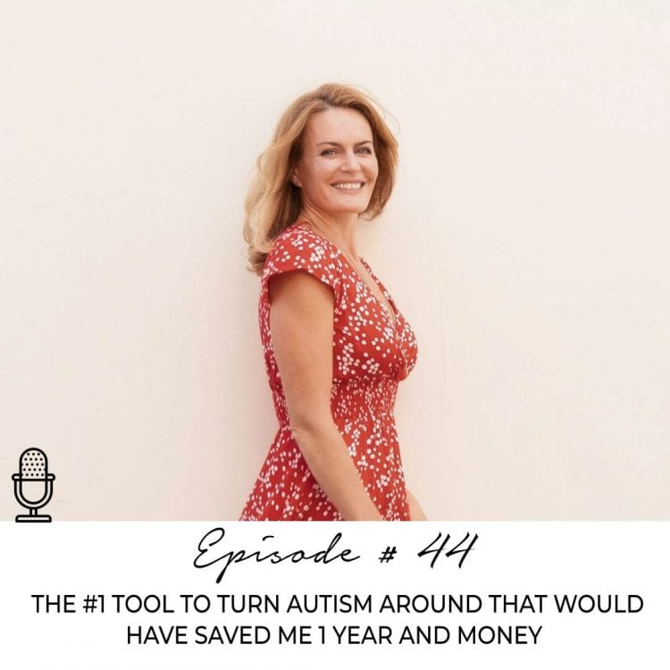 The no.1 tool to turn autism around that would have saved me 1 year and money