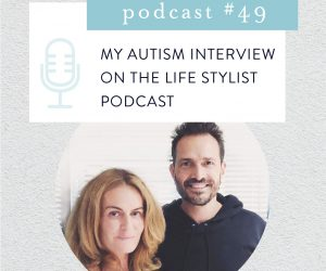 #49:  MY AUTISM INTERVIEW ON THE LIFESTYLE PODCAST