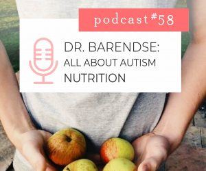 #58: DR BARENDSE, ALL ABOUT NUTRITION