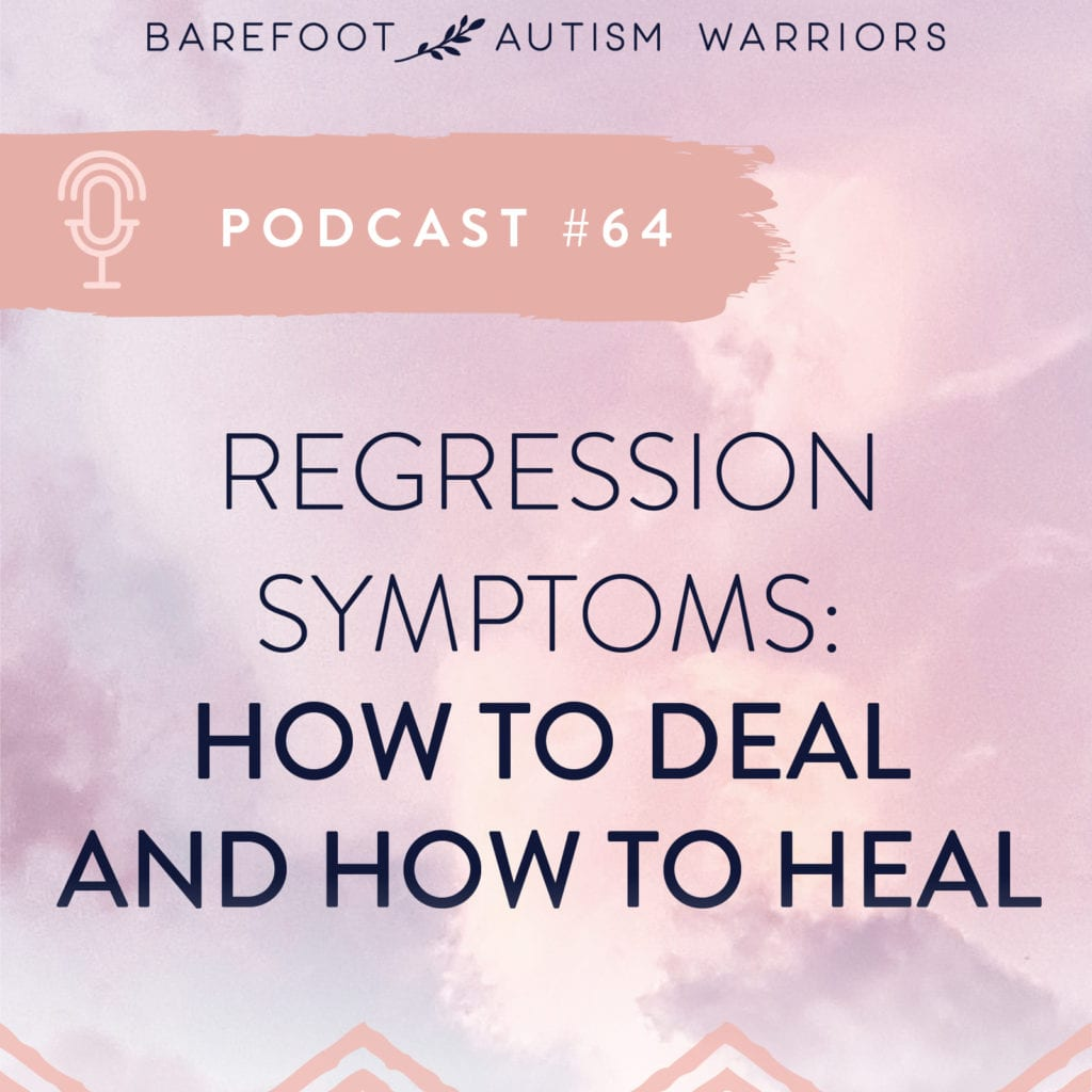 REGRESSION SYMPTOMS: HOW TO DEAL AND HOW TO HEAL