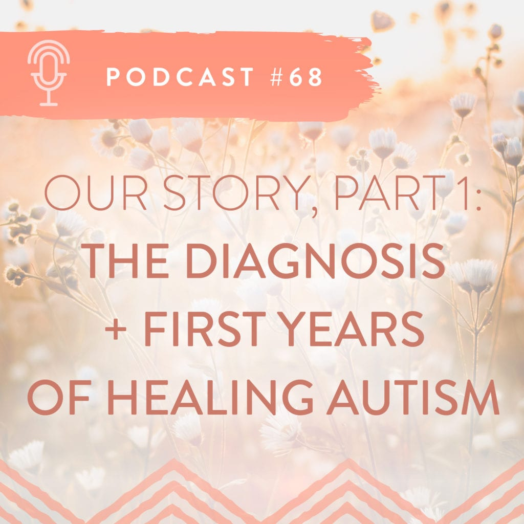 Podcast series: Our autism Turnaround Story part 1.