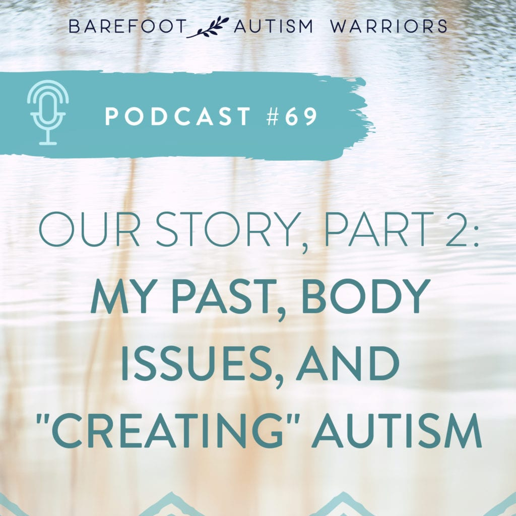 Podcast series  episode 2 : Our autism turnaround story.