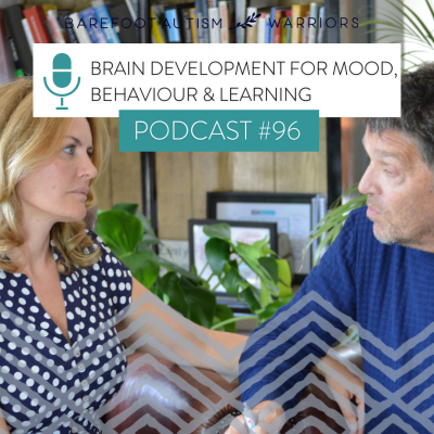 #96 BRAIN DEVELOPMENT FOR MOOD, BEHAVIOUR & LEARNING
